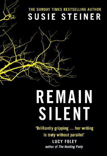 Remain Silent - Manon Bradshaw Book 3 (Hardback)