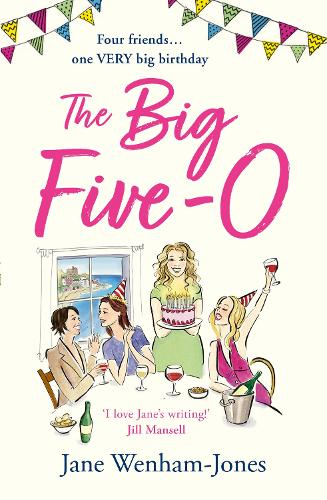 The Big Five O (Paperback)