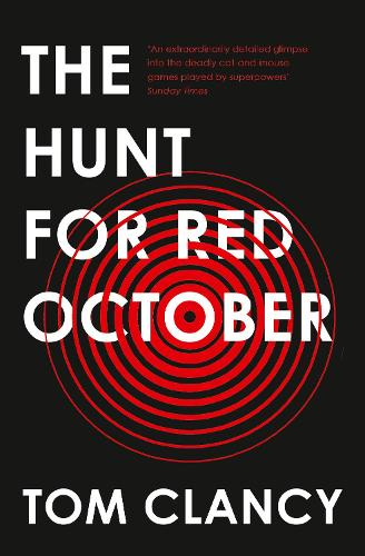 The Hunt for Red October (Paperback)
