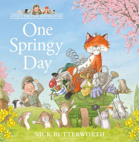One Springy Day - A Percy the Park Keeper Story (Paperback)