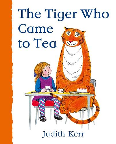 Half Term Activity - The Tiger Who Came To Tea Hunt