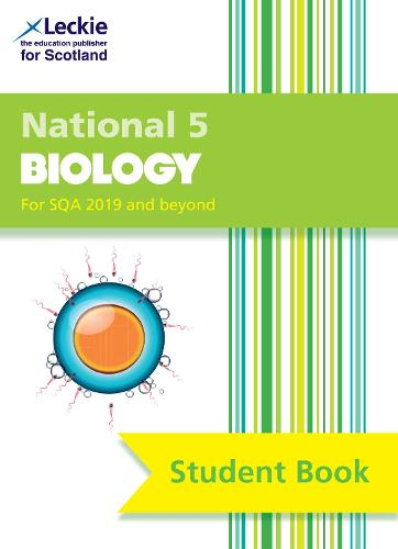 National 5 Biology Student Book - Student Book for SQA Exams (Paperback)