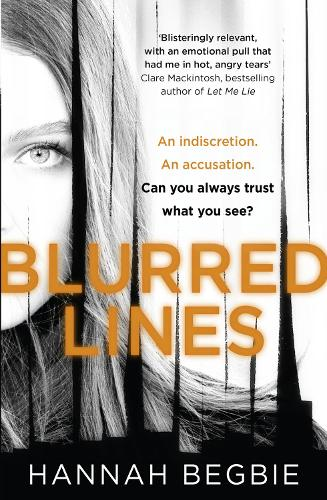 Blurred Lines (Paperback)