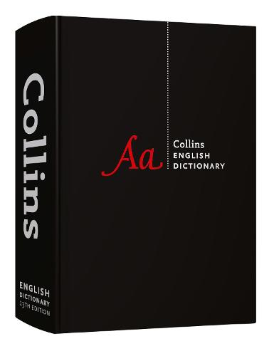 English Dictionary Complete and Unabridged: More Than 725,000 Words Meanings and Phrases - Collins Complete and Unabridged (Hardback)