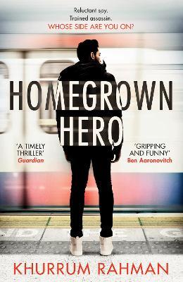 Homegrown Hero - Jay Qasim 2 (Paperback)