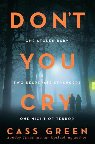 Don't You Cry (Paperback)