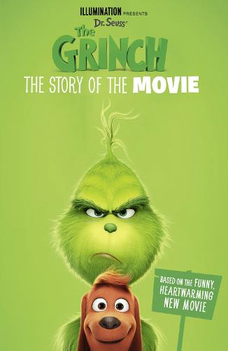 The Grinch: The Story of the Movie: Movie Tie-in (Paperback)