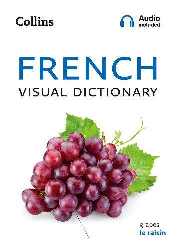 Collins French Visual Dictionary (Paperback)