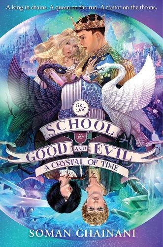 A Crystal of Time - The School for Good and Evil Book 5 (Paperback)