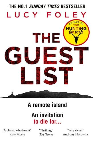 The Guest List (Paperback)