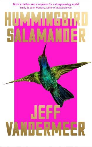 Jeff VanderMeer in conversation with David Mitchell