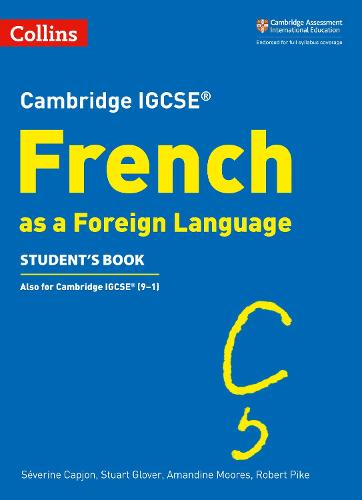 Cambridge IGCSE (TM) French Student's Book - Collins Cambridge IGCSE (TM) (Paperback)