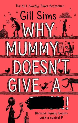 Why Mummy Doesn't Give a ...! (Hardback)