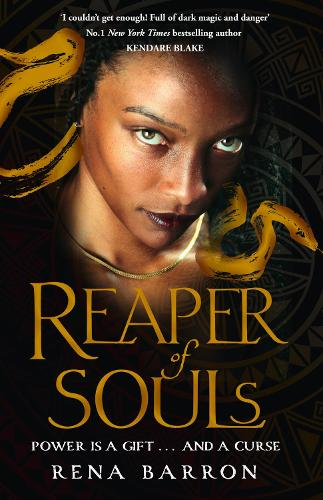 Reaper of Souls - Kingdom of Souls trilogy Book 2 (Hardback)