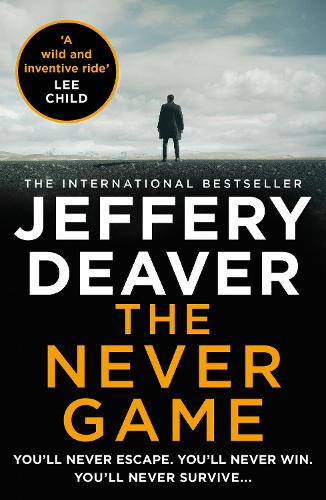 The Never Game - Colter Shaw Thriller 1 (Paperback)