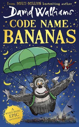 Code Name Bananas (Hardback)