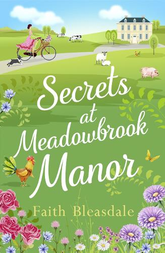 Secrets at Meadowbrook Manor - Meadowbrook Manor 2 (Paperback)