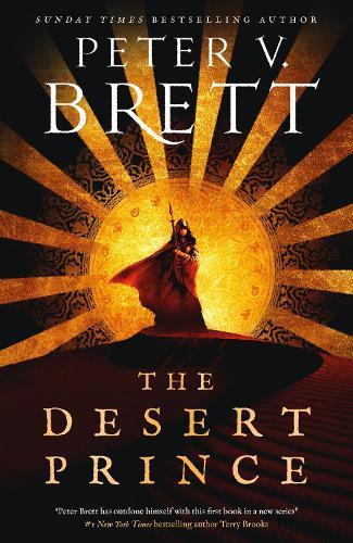 The Desert Prince (Hardback)