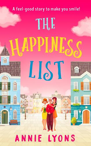 The Happiness List (Paperback)
