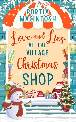 Love and Lies at The Village Christmas Shop (Paperback)