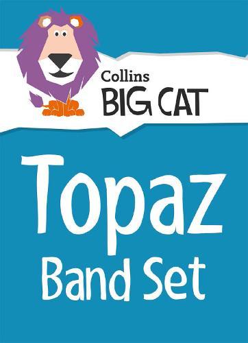 Topaz Band Set: Band 13/Topaz - Collins Big Cat Sets