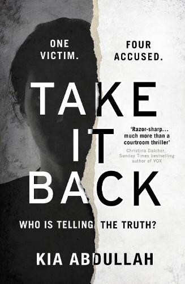 Take It Back (Hardback)