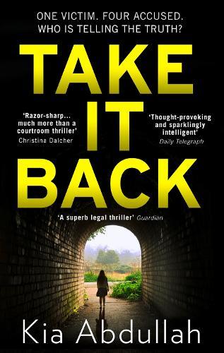 Take It Back (Paperback)