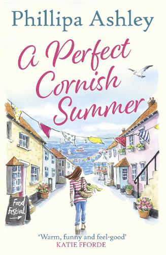 A Perfect Cornish Summer (Paperback)