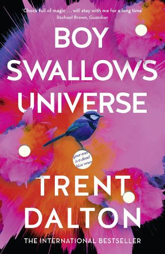 Boy Swallows Universe (Hardback)