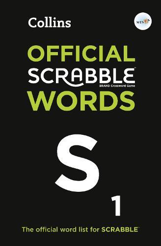 Collins Official Scrabble Words: The Official, Comprehensive Wordlist for Scrabble (TM) (Hardback)