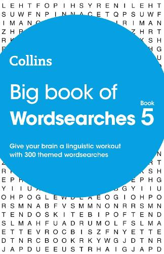 Big Book of Wordsearches book 5: 300 Themed Wordsearches (Paperback)