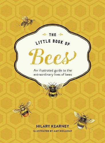 The Little Book of Bees: An Illustrated Guide to the Extraordinary Lives of Bees (Hardback)