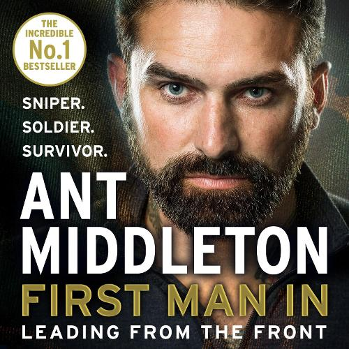 First Man In: Leading from the Front (CD-Audio)