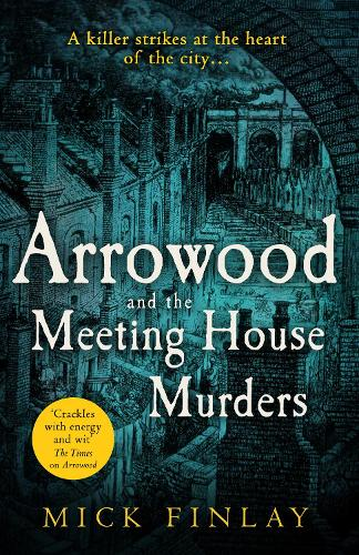 Arrowood and The Meeting House Murders - An Arrowood Mystery Book 4 (Paperback)