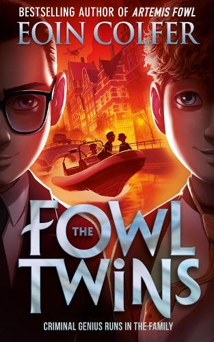 The Fowl Twins (Paperback)