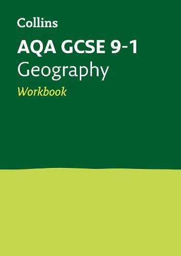 AQA GCSE 9-1 Geography Workbook - Collins GCSE 9-1 Revision (Paperback)