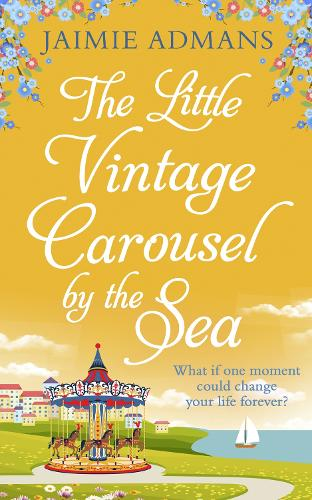 The Little Vintage Carousel by the Sea (Paperback)