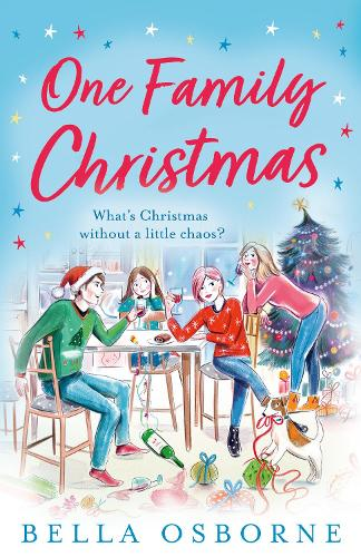 One Family Christmas (Paperback)
