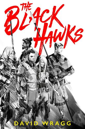The Black Hawks - Articles of Faith 1 (Paperback)