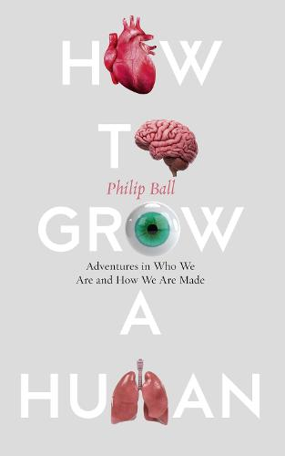 How to Grow a Human: Adventures in Who We are and How We are Made (Hardback)