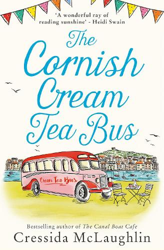 The Cornish Cream Tea Bus - The Cornish Cream Tea Bus (Paperback)