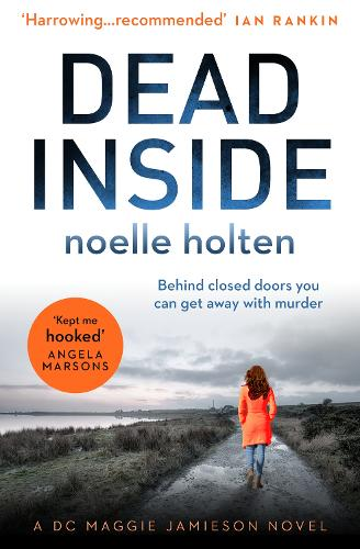 An evening with Noelle Holten - Dead Inside Maggie Jamieson Crime Thriller 1