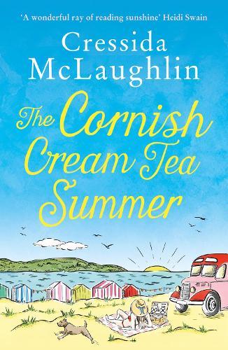 The Cornish Cream Tea Summer - The Cornish Cream Tea series Book 2 (Paperback)