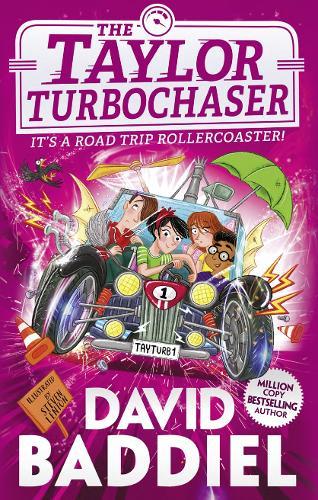 The Taylor TurboChaser (Hardback)