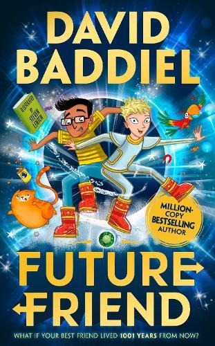 Future Friend (Paperback)