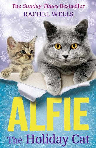 Alfie the Holiday Cat (Paperback)
