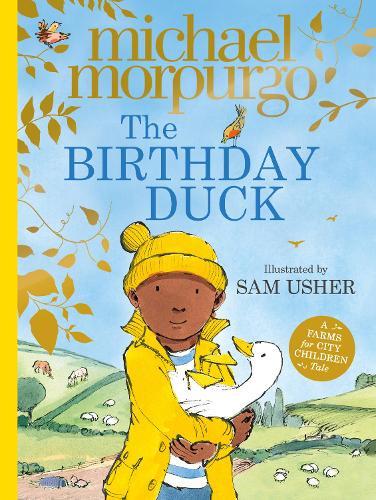 The Birthday Duck (Hardback)