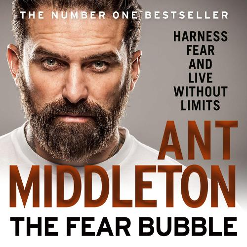 The Fear Bubble: Harness Fear and Live without Limits (CD-Audio)