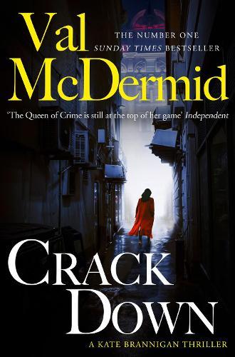 Crack Down - PI Kate Brannigan 3 (Paperback)