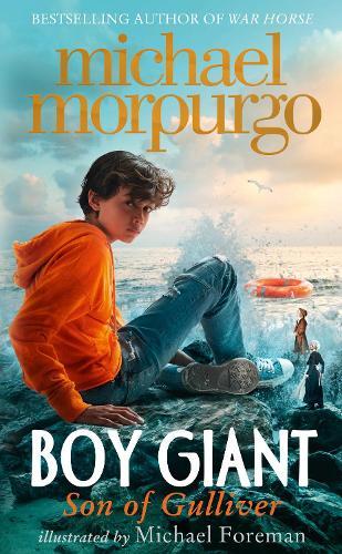 Boy Giant: Son of Gulliver (Hardback)